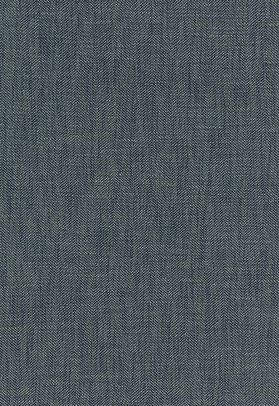 Parker Jute Herringbone in Denim from @Schumacher — Fabric Wallcovering Trimming Furnishing. Fall 2012 Luxe Lodge Collection