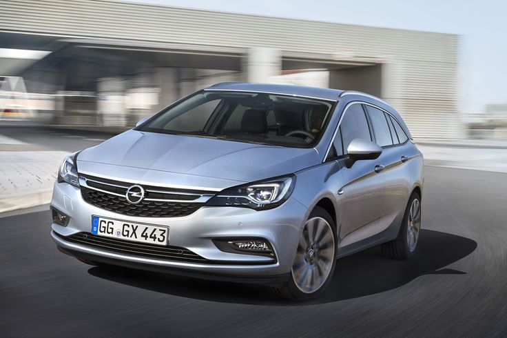 Given that the station wagon will also be combined with the latest generation engines, the Astra Sports Tourer will be punchier, livelier and more fun to drive.