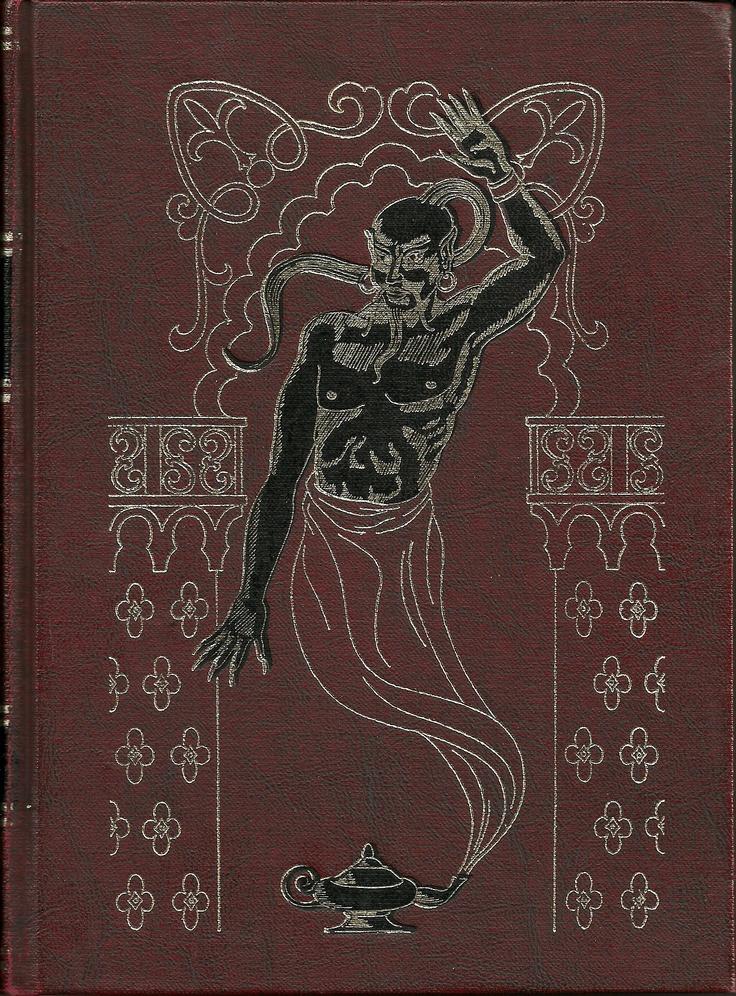 Day 6: Favorite young adult book 5  Las mil y una noches.  Arabian nights