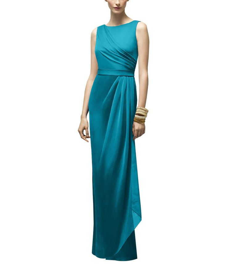 34 best Pale Peach Bridesmaid Dresses images on Pinterest ...