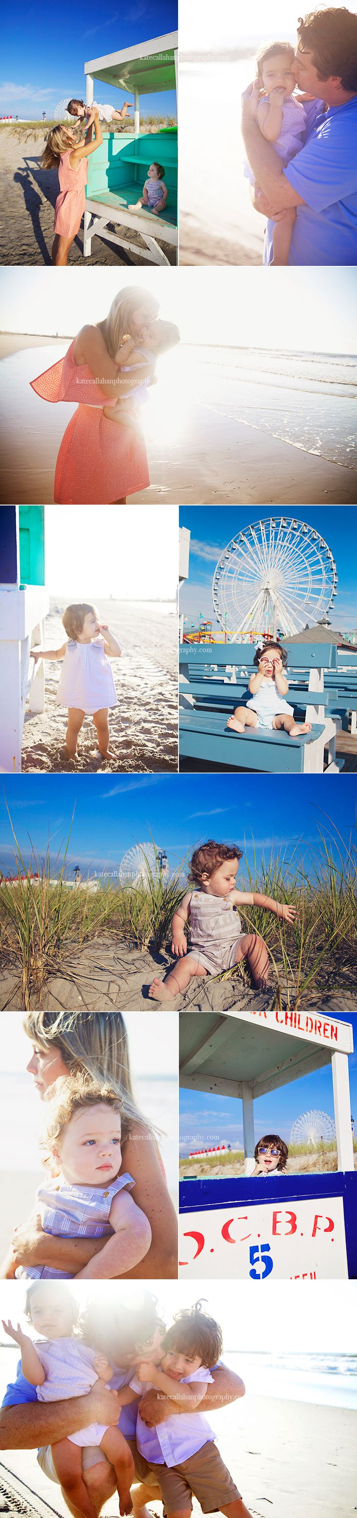 Babies on the beach! SOOOOOO much cuteness!!!!!!! — Ocean City, NJ family photographer | Hudson Valley, NY child, family, newborn, senior photographer -- Kate Callahan Photography -- also serving, NYC, DE, MD, NJ, PA
