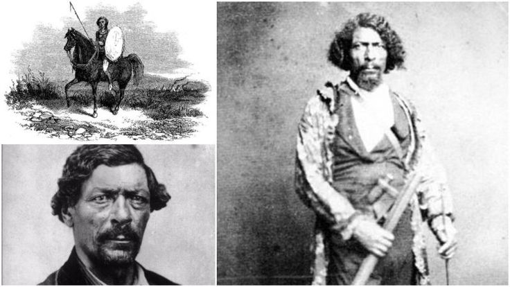 Born a slave, James Beckwourth became not only a mountain man but a chief of the Crow Nation