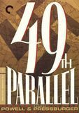 49th Parallel [2 Discs] [Criterion Collection] [DVD] [English] [1941], 12051014