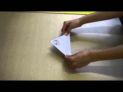 Πως να φτιάξετε ένα χάρτινο καραβάκι βήμα προς βήμα (Video) - HelpPost.gr