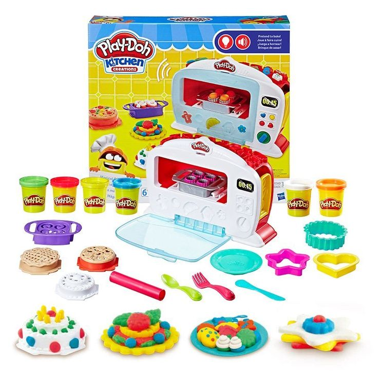 "Play-Doh Kitchen Creations Magical Oven Best Offer. Review Play-Doh Kitchen Creations Magical Oven See Play-Doh nourishments ""heat"" in the electronic Magical Oven. Load imagine sustenance and Play-Doh compound, at"
