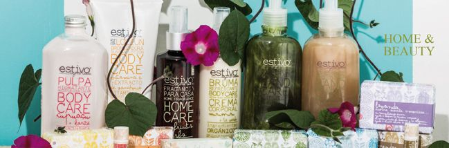 Home & beauty: home care & body care. https://www.myestivo.com/home-beauty
