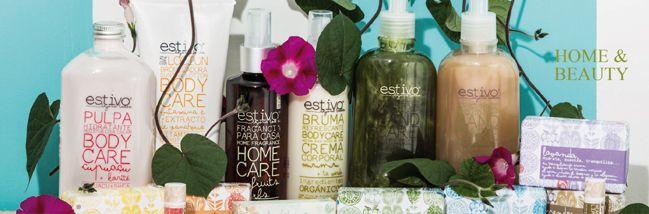 Home & beauty: home care & body care. https://www.myestivo.com/home-beauty