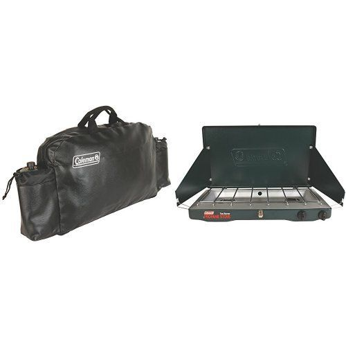 Coleman Medium Stove Carry Case and Coleman Classic Propane Stove Bundle ** Check out the image by visiting the link.