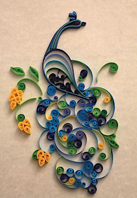 775 best Quilling: Birds images on Pinterest | Quilling ...