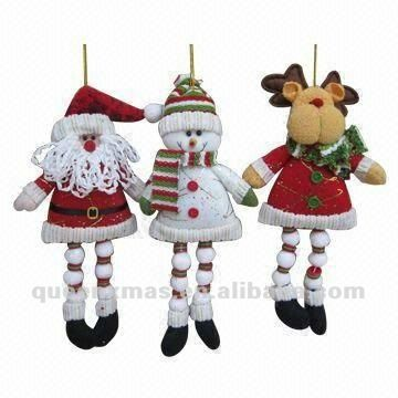 New design fabric santa snowman reindeer christmas tree ornament, View christmas ornaments, No brand name Product Details from Shantou Queen Xmas Arts&Crafts Factory on Alibaba.com