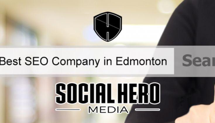 The best SEO company in Edmonton