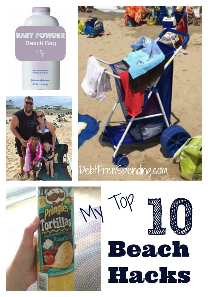 Check Out My Top 10 Beach Hacks Dont Lose Anything In The Sand