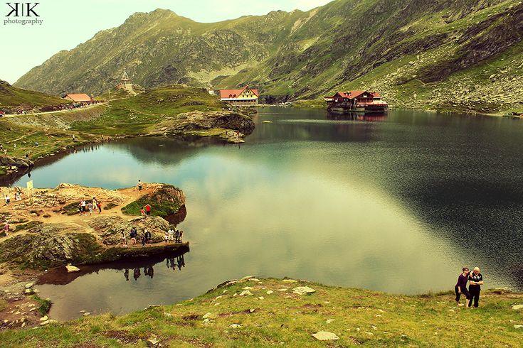 Romania, Balea lake