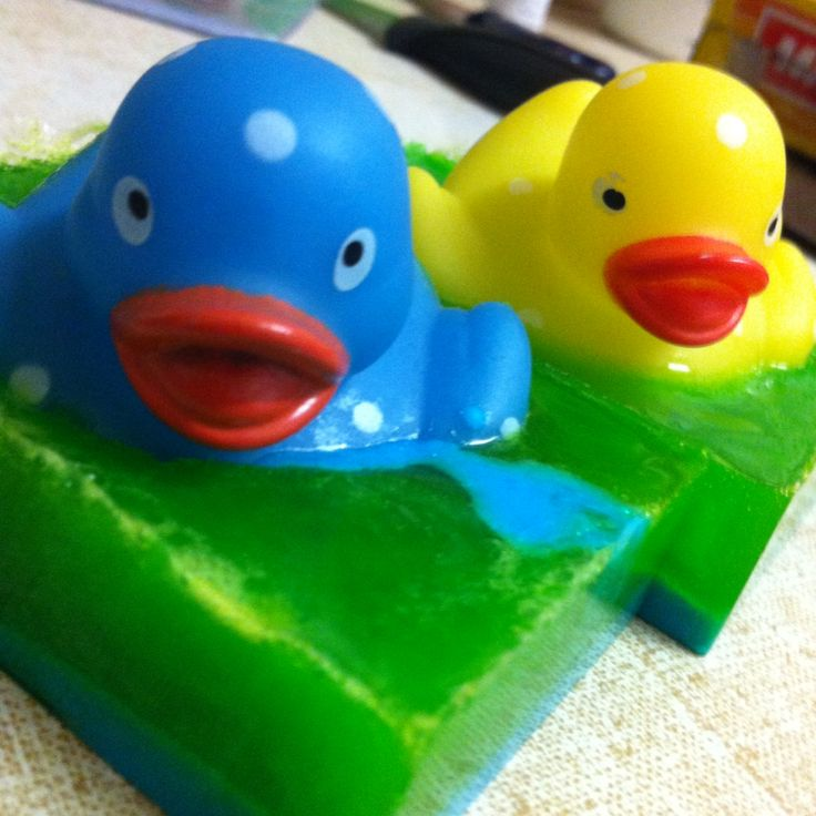 Ducky soaps for kids $5 each