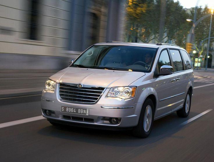 Chrysler Voyager - na ratunek marce. http://manmax.pl/chrysler-voyager-ratunek-marce/