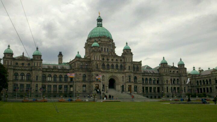 Victoria, British Columbia in Washington