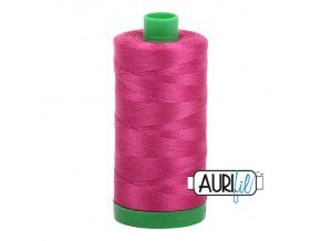 Aurifil 40wt 1100 red plum