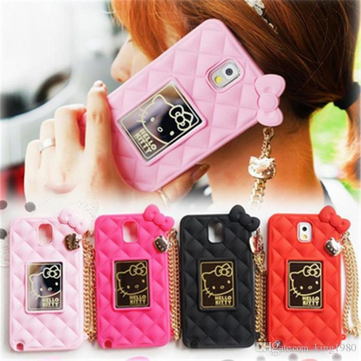 For Iphone6 Iphone 4/4s 5/5s 6plus Cartoon Cases With Mirror And Chain Cute Hello Kitty Mm Bean Silicone Soft Case Cover Rhinestone Cell Phone Cases Rugged Cell Phone Case From King1980, $2.5| Dhgate.Com