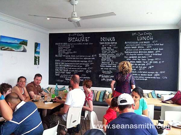 Family Fun at Jervis Bay – Hyams Beach Store and Cafe. Further details at the blog http://www.seanasmith.com/family-fun-at-jervis-bay-hyams-beach-store-cafe/