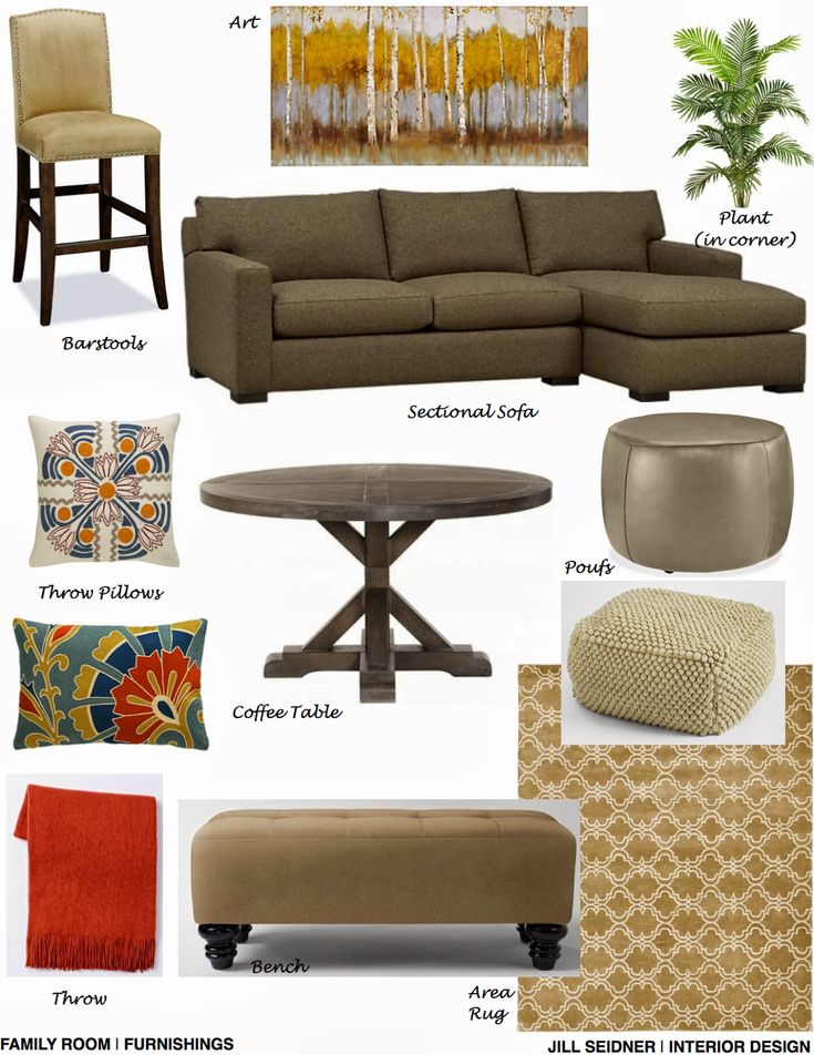 Nice Interior Design Concept Board With Woodland Hills Ca Residence Family Room Furnishings Living Color