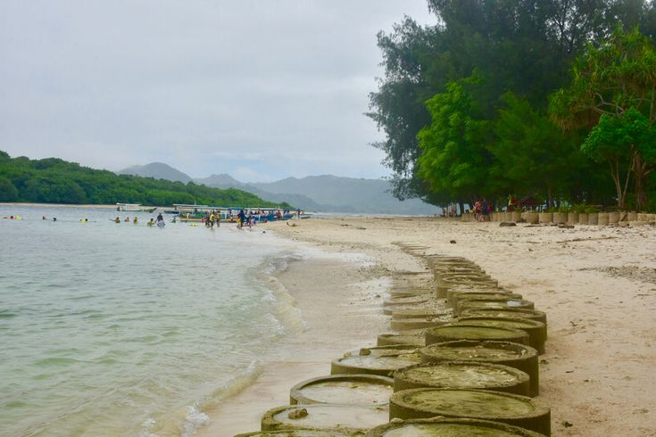 Pantai Cantik di Gili Nanggu - Sekotong, Lombok Barat