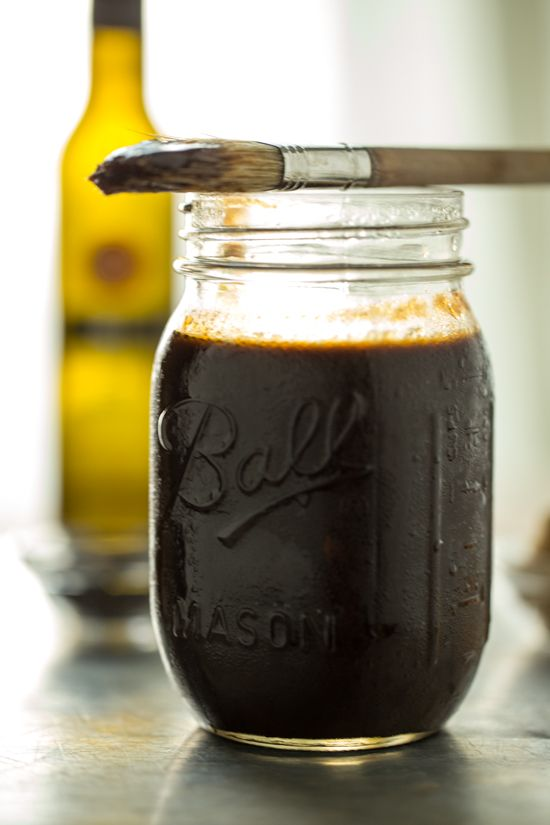 Balsamic BBQ Sauce Recipe ~ Says: some seriously sassy (and saucy) BBQ sauce. And while this sauce is not spicy, it is a mouthful of awesome!