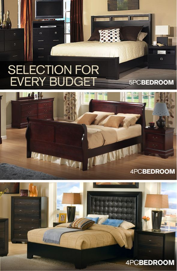 Put Together Your Dream Bedroom This Summer Without Breaking The Bank! All  Of Kaneu0027s Bedroom Sets Are Budget Friendlyu2014the Hardest Choice You Will Have  To ...