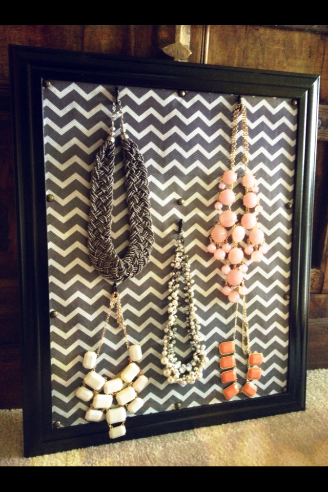 best 25 diy necklace holder ideas on pinterest diy