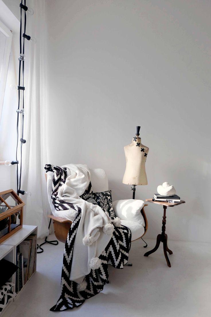 homestory und interview mit maren von minza will sommer. Black Bedroom Furniture Sets. Home Design Ideas