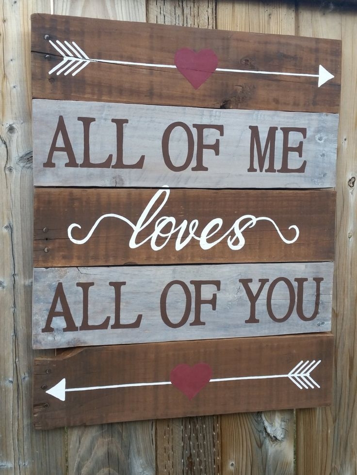 Unique rustic wooden pallet sign by WhatsYourSign15 on Etsy