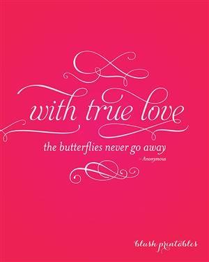 #Butterflies are big #wedding motifs and #girlfriendgetaway symbols. Love this #quote!