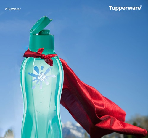 Join Tupperware in celebrating World Water Day. Enter now to win a $500 eGift Certificate! http://a.pgtb.me/k0wxnC