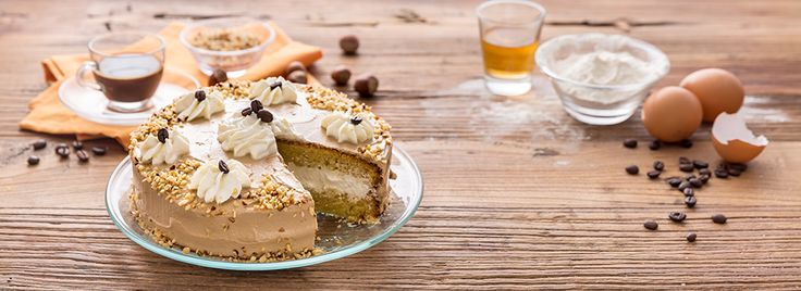 Torta Moka: ricetta dolce sfiziosa e gustosa per torta al caffè | Galbani.