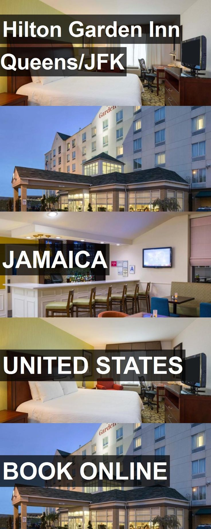 Hotel Hilton Garden Inn Queens/JFK in Jamaica, United States. For more information, photos, reviews and best prices please follow the link. #UnitedStates #Jamaica #HiltonGardenInnQueens/JFK #hotel #travel #vacation