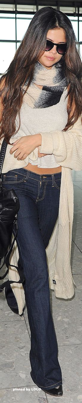 ~Selena Gomez in Denim | House of Beccaria#