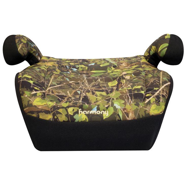 Youth Booster Car Seat - Oak
