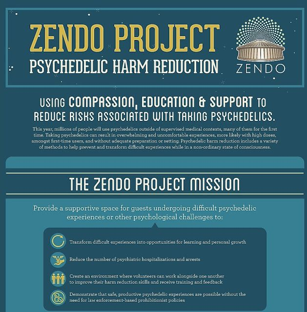 The Zendo Project   Psychedelic Harm Reduction