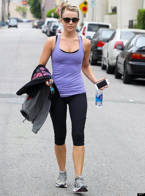 Julianne Hough Hot: Actress Works Out In Los Angeles (PHOTO)