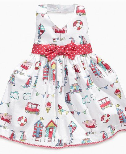 Blueberi Boulevard Girls Dress, Little Girls « Dress Adds Everyday