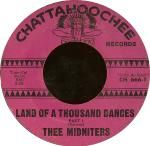 Thee Midniters - Land Of A Thousand Dances / Ball O' Twine
