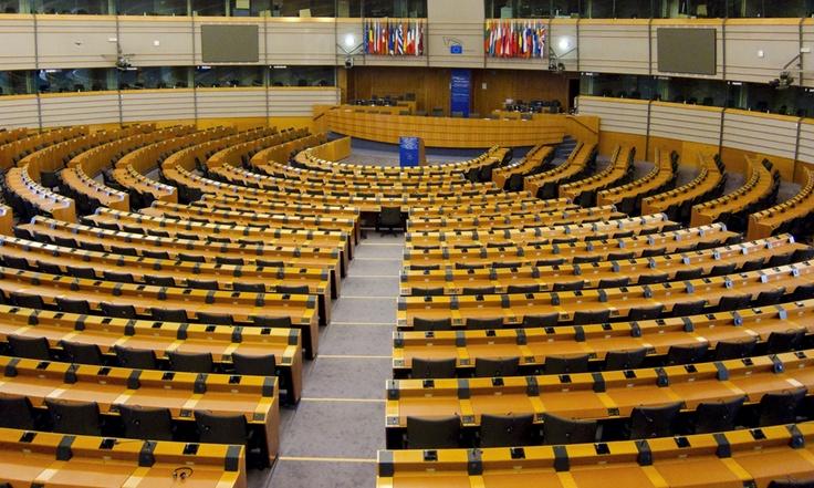 Louis de Poortere - Reference : European Parlement (Brussels)
