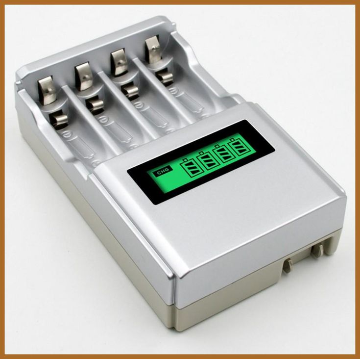 1.2 V 4 slots AA AAA NIMH nicd carga rapida cargador de bateria con pantalla LCD con AU de LA UE EE.UU. REINO UNIDO enchufe