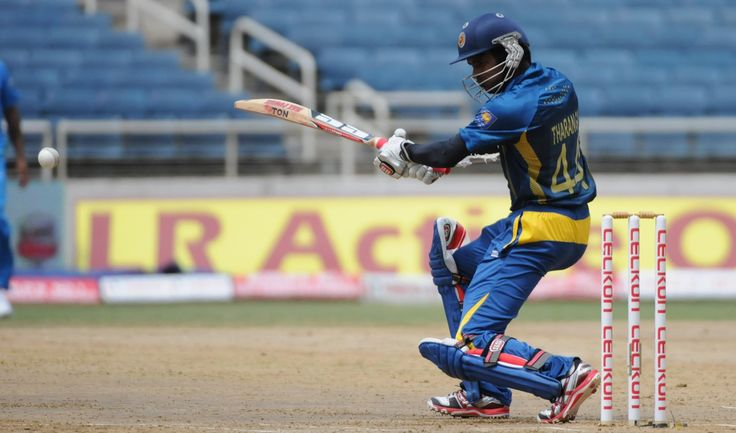 Chasing a herculean 349-run target, India lost to Sri Lanka by 161 runs in the Celkon Moblie Cup at Sabina Park in Kingston. After their bowlers had been clobbered for plenty of runs, the Indian batsmen faced an uphill battle from the get go and were bowled out for 187 runs in 44.5 overs, in the ongoing tri-series in the Caribbean.