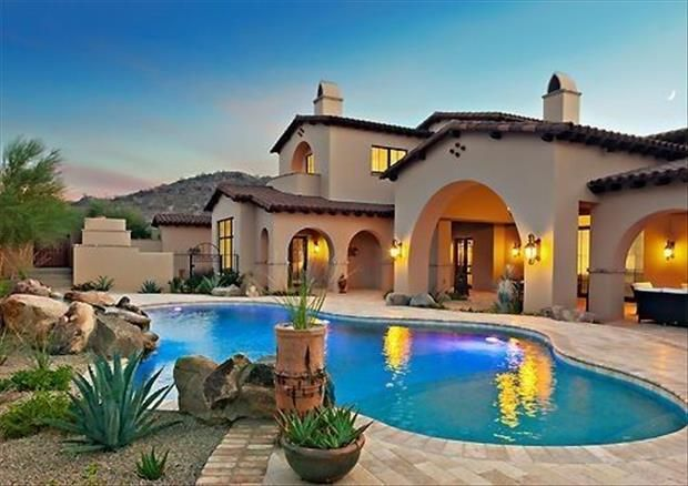 Beautiful House With Pool BEAUTIFUL HOUSES From Around