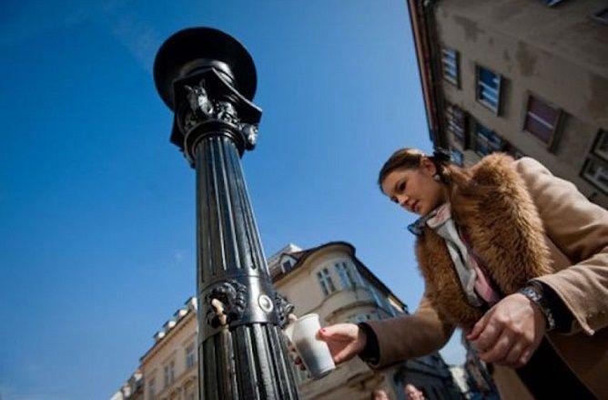 Eslovênia vai inaugurar a primeira fonte pública de cerveja