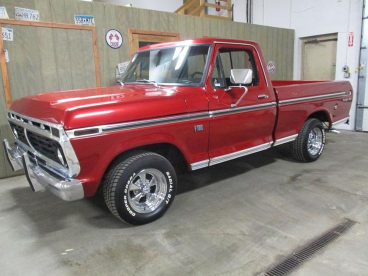 1974 Ford Ranger Xlt Pickup for sale - Ham Lake, MN | OldCarOnline.com Classifieds