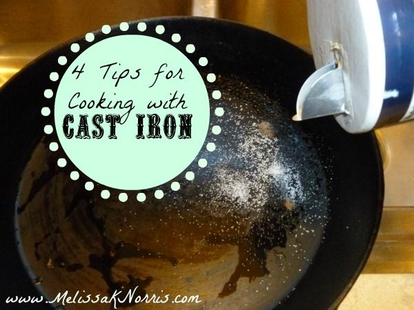 Pioneering Today-Cooking with Cast Iron - Melissa K. Norris « Melissa K. Norris