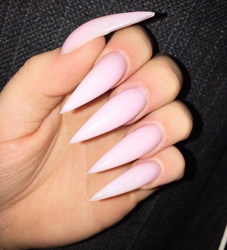 Best 25+ Long stiletto nails ideas on Pinterest | Long ...