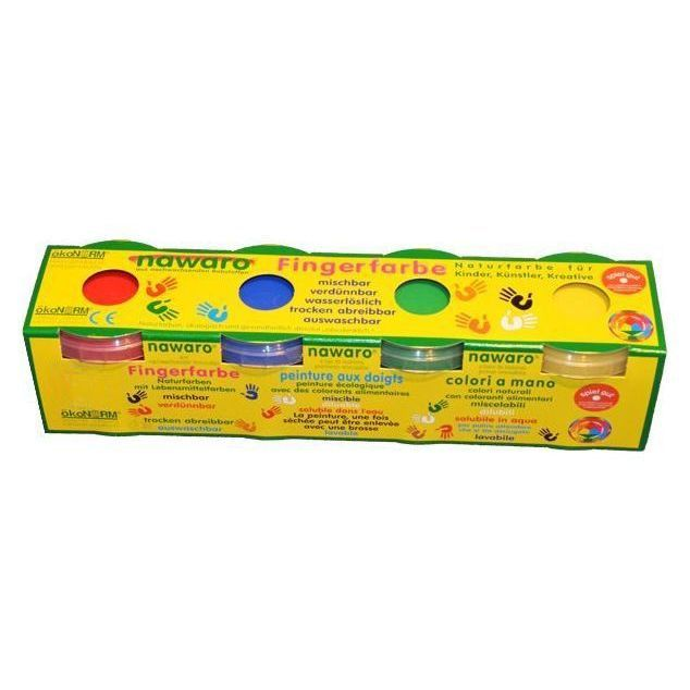 ökoNORM Fingerfarben Nawaro