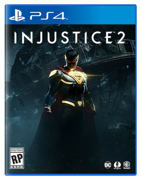 Injustice™ 2 Game | PS4 - PlayStation